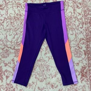 Champion cropped Work-out leggings